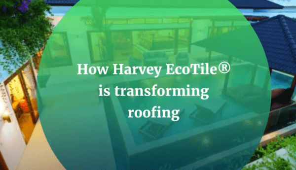 Going Green - Transforming Roofing