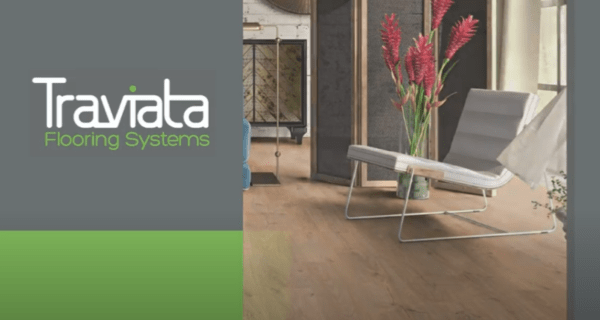 Traviata Laminate Flooring showroom