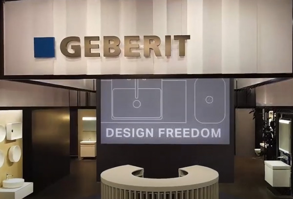 Design Freedom - Geberit Innovation Days 2021 - International