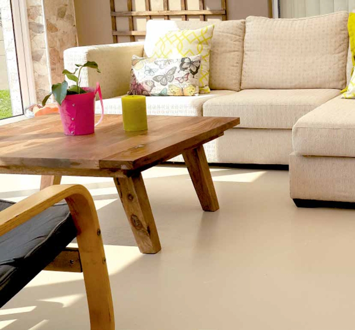 Floor coatings for DIY and commercial projects