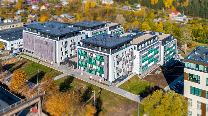Clever cubes - a transformation in Lithuania