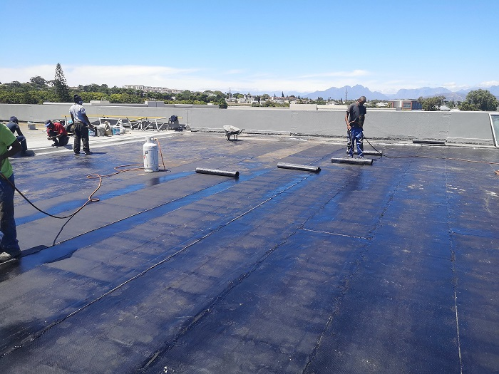 a.b.e waterproofing protection adds durability to parking decks