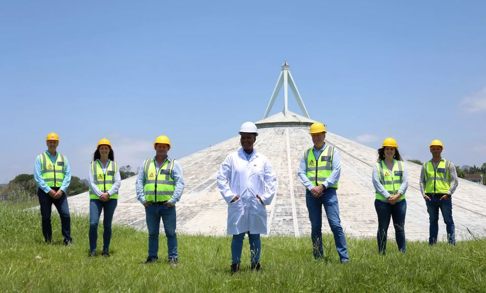 Sika ensures clean water for millions of people