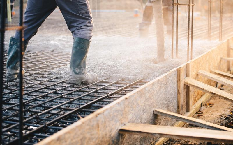 Avoid delays in concrete finishing this winter