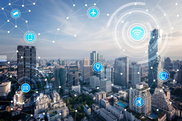 The IoT, smart buildings and smarter security
