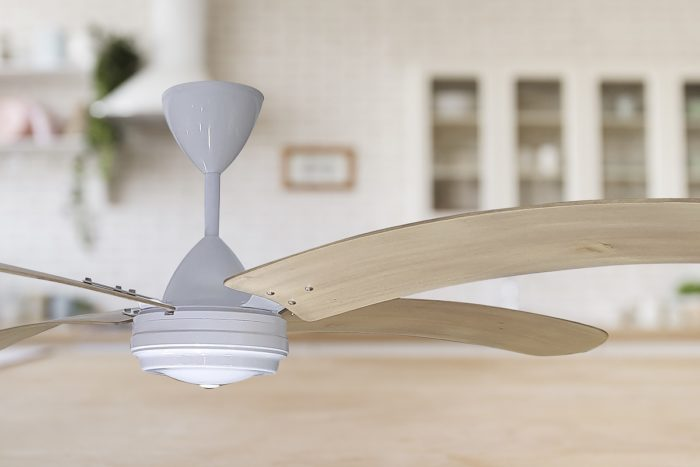 ceiling fan to keep cool in spring