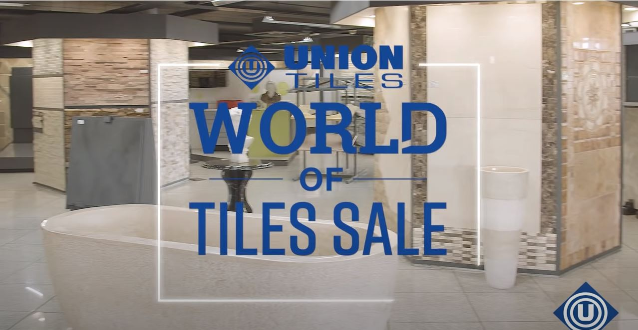 World of Tiles Sale 2021 | Union Tiles South African Stores | Tiles On Sale until 30 September 2021