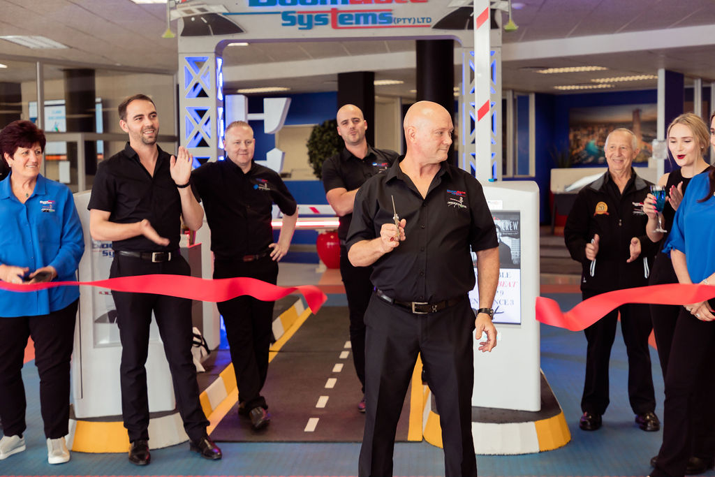 Boomgate Systems launches experience centre