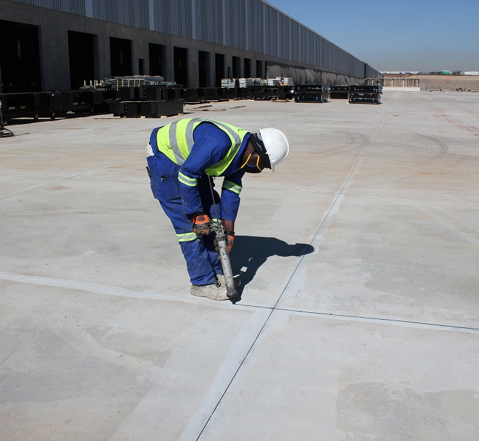 a.b.e sealants for high-profile industrial and highway projects